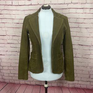 H&M Corduroy Blazer Size 8